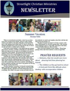 Newsletter #4