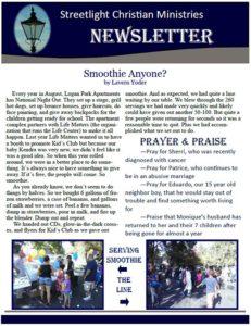 July 2016 Newsletter #12