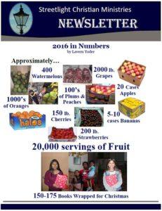 January 2017 Newsletter #14